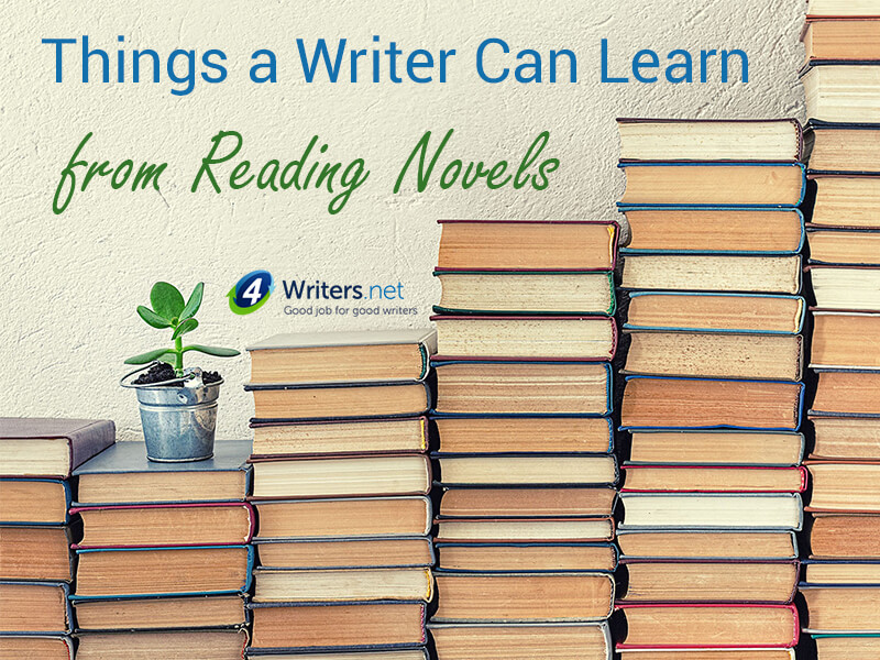4writers-How Reading Helps You Become a Better Writer